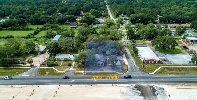 1241 W 9 MILE RD, Pensacola, FL 32534 (MLS #574841) :: Levin Rinke Realty