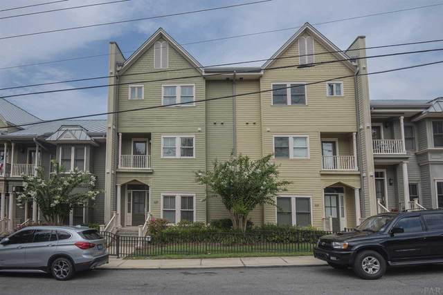 527 N Spring St #5, Pensacola, FL 32501 (MLS #574889) :: The Kathy Justice Team - Better Homes and Gardens Real Estate Main Street Properties