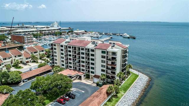 103 Port Royal Way #103, Pensacola, FL 32502 (MLS #574906) :: The Kathy Justice Team - Better Homes and Gardens Real Estate Main Street Properties