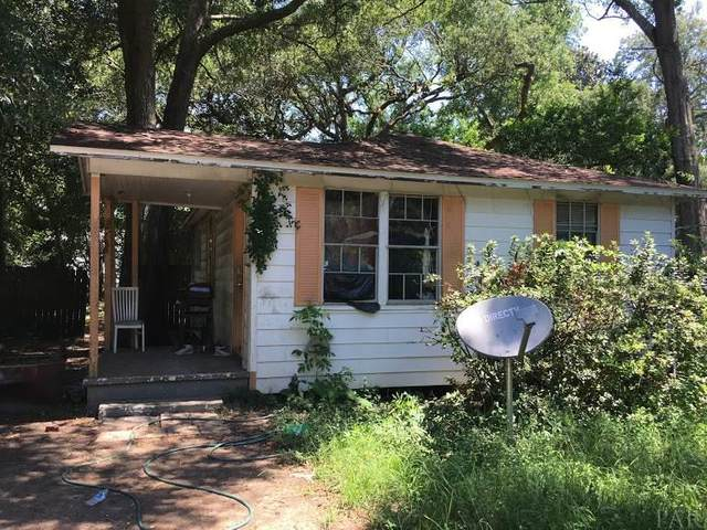 3706 W Blount St, Pensacola, FL 32505 (MLS #574916) :: The Kathy Justice Team - Better Homes and Gardens Real Estate Main Street Properties