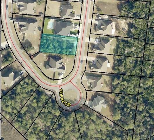 Lot 10B Topaz Cir, Navarre, FL 32566 (MLS #574945) :: Levin Rinke Realty