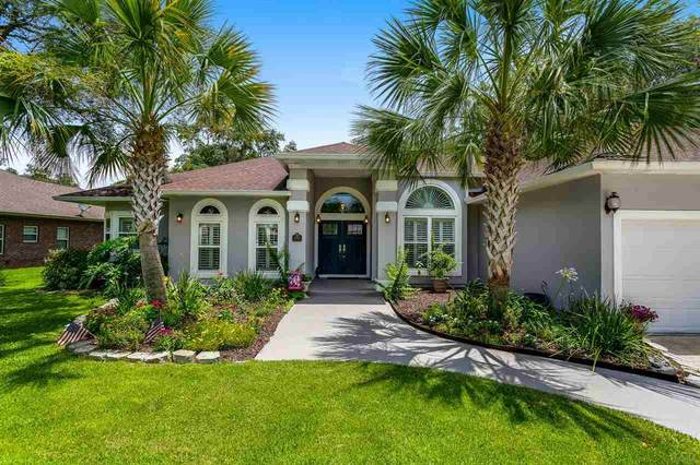 2760 Pebble Beach Dr, Navarre, FL 32566 (MLS #574950) :: Levin Rinke Realty