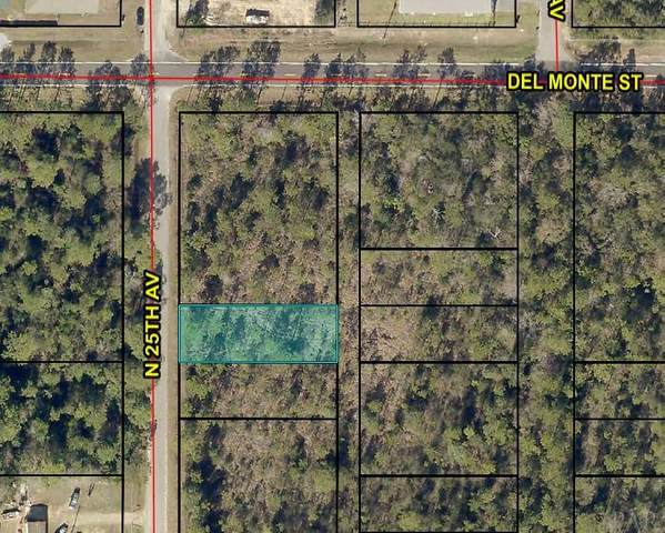Lot 19 N 25TH AVE, Milton, FL 32583 (MLS #574953) :: Connell & Company Realty, Inc.