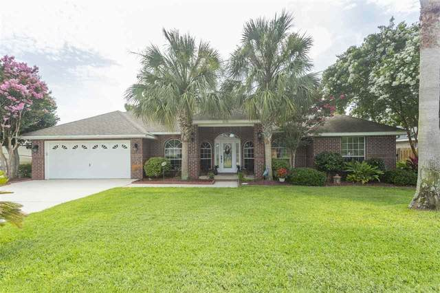 1570 Cypress Bend Trl, Gulf Breeze, FL 32563 (MLS #574978) :: Levin Rinke Realty