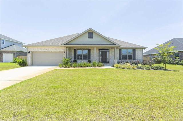 3492 Pelican Bay Cir, Gulf Breeze, FL 32563 (MLS #575066) :: Connell & Company Realty, Inc.