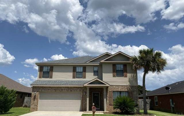 4951 Makenna Cir, Pace, FL 32571 (MLS #575067) :: Connell & Company Realty, Inc.