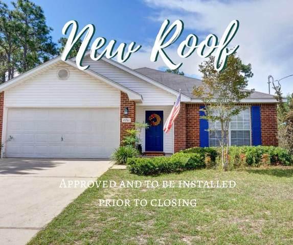 8761 High School Blvd, Navarre, FL 32566 (MLS #575072) :: Levin Rinke Realty