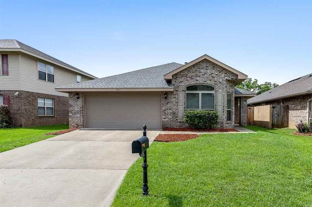 3461 Wasatch Range Loop, Pensacola, FL 32526 (MLS #575098) :: Connell & Company Realty, Inc.