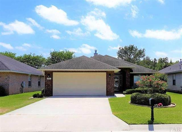 669 Mozingo Ln, Pensacola, FL 32514 (MLS #575117) :: Connell & Company Realty, Inc.
