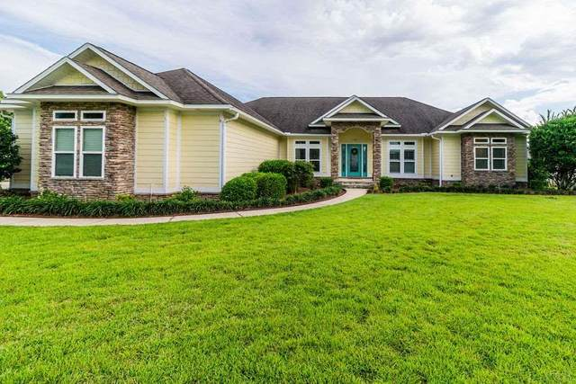 4121 Castle Gate Dr, Pace, FL 32571 (MLS #575118) :: Connell & Company Realty, Inc.