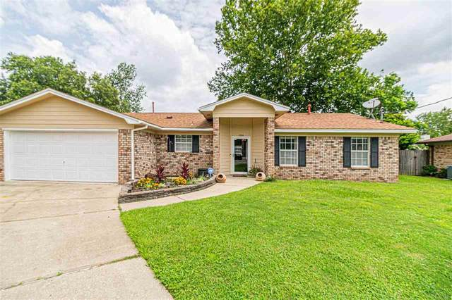 1304 Pine Hill Cir, Pensacola, FL 32506 (MLS #575156) :: Connell & Company Realty, Inc.