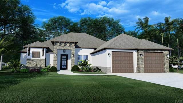 1461 E Shores Blvd, Gulf Breeze, FL 32563 (MLS #575162) :: Connell & Company Realty, Inc.