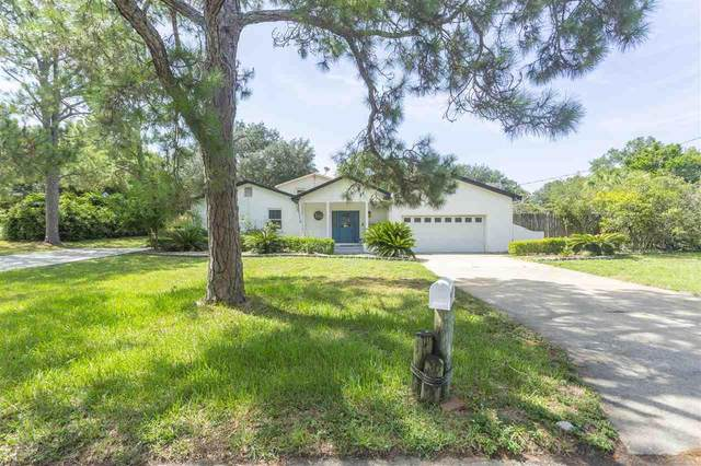 400 Dolphin St, Gulf Breeze, FL 32561 (MLS #575167) :: Levin Rinke Realty