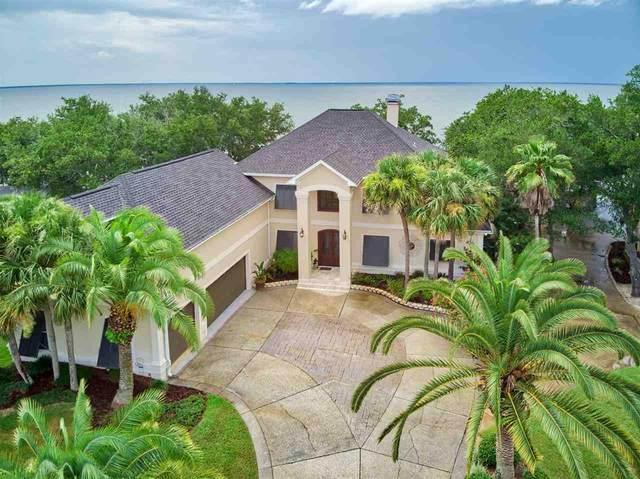 5748 East Bay Blvd, Gulf Breeze, FL 32563 (MLS #575174) :: Levin Rinke Realty