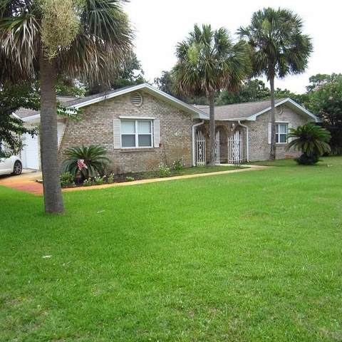 4 Navaho Dr, Pensacola, FL 32507 (MLS #575177) :: Coldwell Banker Coastal Realty