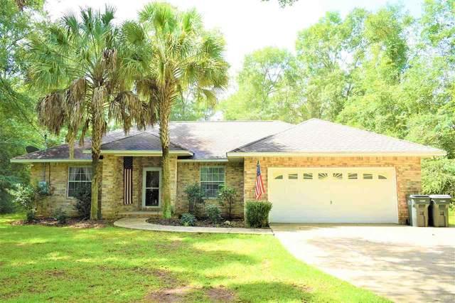 3119 Apache Dr, Pace, FL 32571 (MLS #575191) :: ResortQuest Real Estate