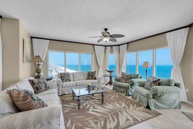 22 Via Deluna Dr #1601, Pensacola Beach, FL 32561 (MLS #575307) :: Connell & Company Realty, Inc.