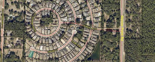 3853 Throne Ct, Milton, FL 32583 (MLS #575354) :: ResortQuest Real Estate