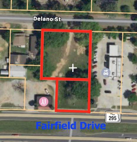 2300 W Fairfield Dr, Pensacola, FL 32505 (MLS #575363) :: Connell & Company Realty, Inc.
