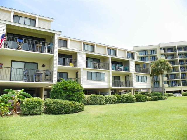 900 Ft Pickens Rd #313, Pensacola Beach, FL 32561 (MLS #575369) :: Connell & Company Realty, Inc.