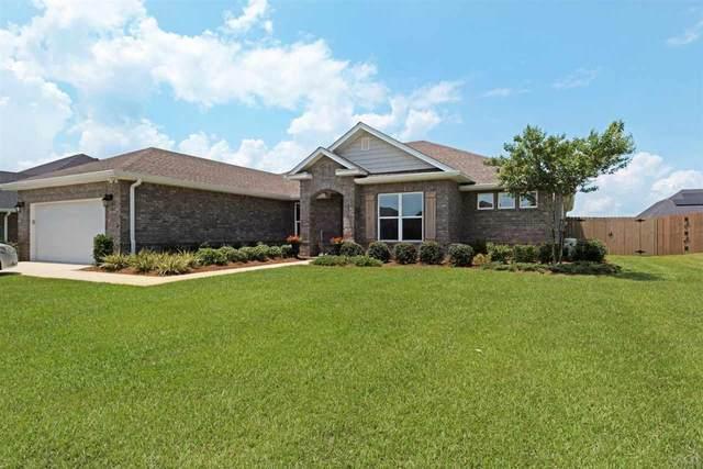 3570 Pelican Bay Cir, Gulf Breeze, FL 32563 (MLS #575437) :: Connell & Company Realty, Inc.