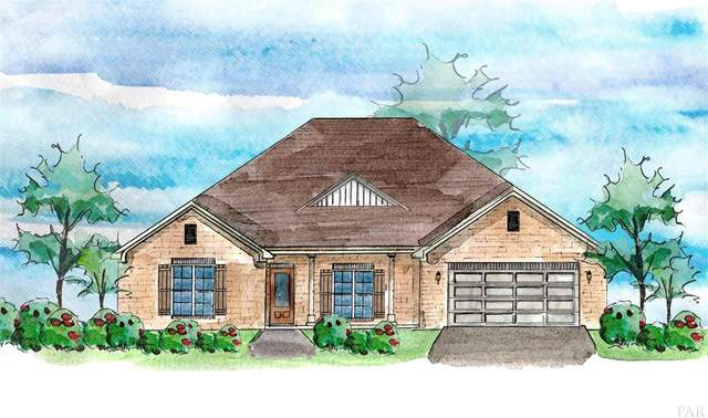1583 Cadence Loop, Cantonment, FL 32533 (MLS #575516) :: Connell & Company Realty, Inc.
