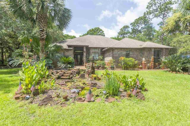 5505 N North Shore Rd, Pensacola, FL 32507 (MLS #575732) :: Connell & Company Realty, Inc.