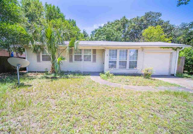 7 Rue Max, Pensacola, FL 32507 (MLS #575840) :: Connell & Company Realty, Inc.