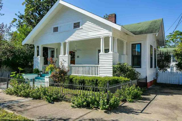 55 Donelson St, Pensacola, FL 32502 (MLS #575843) :: Coldwell Banker Coastal Realty