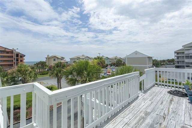 1100 Ft Pickens Rd A-14, Pensacola Beach, FL 32561 (MLS #575857) :: Levin Rinke Realty