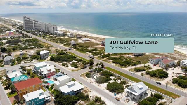 301 Gulfview Ln, Perdido Key, FL 32507 (MLS #575914) :: Coldwell Banker Coastal Realty