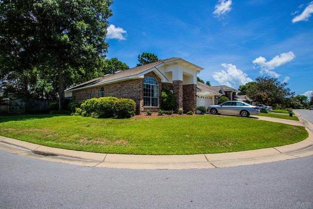 5410 Dynasty Dr, Pensacola, FL 32504 (MLS #576120) :: Connell & Company Realty, Inc.