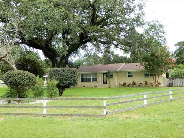 105 Tonawanda Dr, Pensacola, FL 32506 (MLS #576136) :: The Kathy Justice Team - Better Homes and Gardens Real Estate Main Street Properties