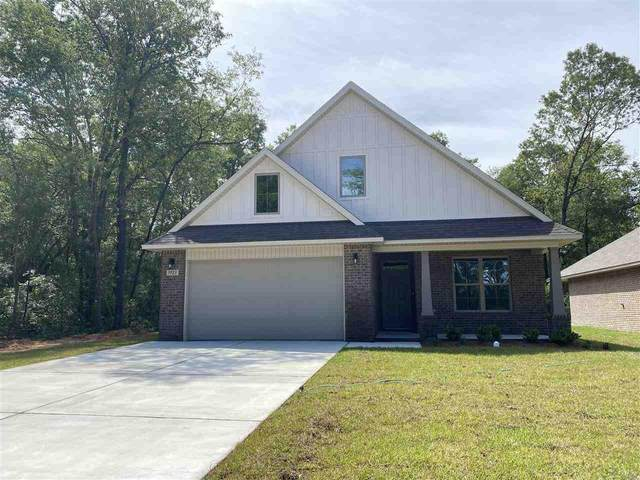 3938 Shady Grove Dr, Pace, FL 32571 (MLS #576156) :: Connell & Company Realty, Inc.
