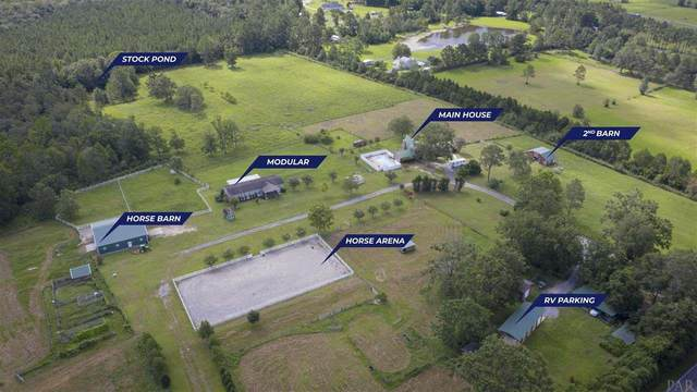 4792 Schaag Rd, Molino, FL 32577 (MLS #576198) :: Levin Rinke Realty