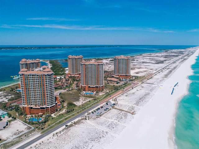 4 Portofino Dr #1405, Pensacola Beach, FL 32561 (MLS #576216) :: Levin Rinke Realty