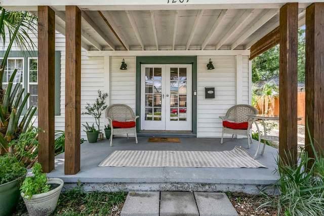 1207 E Lloyd St, Pensacola, FL 32503 (MLS #576233) :: Connell & Company Realty, Inc.