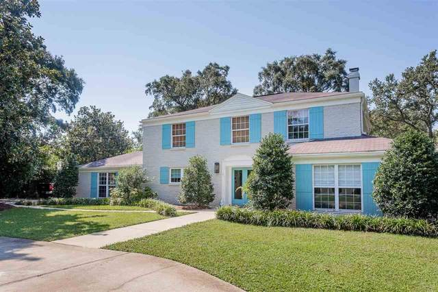 613 Bay Cliffs Rd, Gulf Breeze, FL 32561 (MLS #576303) :: Connell & Company Realty, Inc.