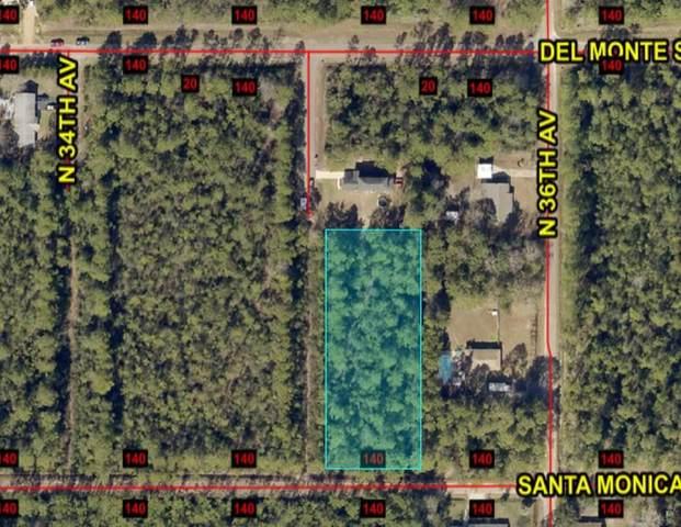 5800 BLK Santa Monica St, Milton, FL 32583 (MLS #576306) :: Connell & Company Realty, Inc.