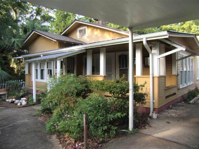 904 N 16TH AVE, Pensacola, FL 32501 (MLS #576356) :: Levin Rinke Realty