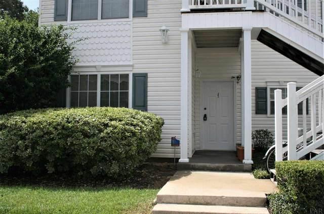 7101 Joy St B1, Pensacola, FL 32504 (MLS #576395) :: Connell & Company Realty, Inc.