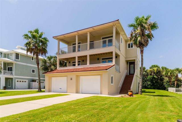 4 Tristan Way, Pensacola Beach, FL 32561 (MLS #576404) :: Connell & Company Realty, Inc.