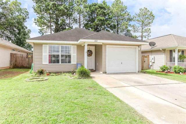 1483 Dunhurst Dr, Pensacola, FL 32534 (MLS #576416) :: Connell & Company Realty, Inc.