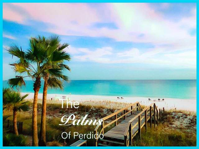 14455 Perdido Key Dr #202, Pensacola, FL 32507 (MLS #576424) :: The Kathy Justice Team - Better Homes and Gardens Real Estate Main Street Properties