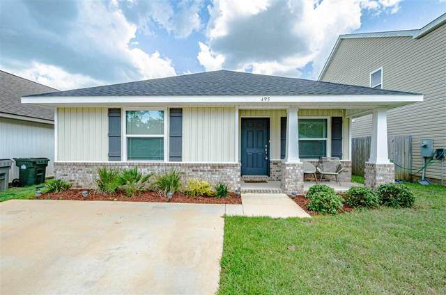 495 Portside Dr, Pensacola, FL 32507 (MLS #576489) :: The Kathy Justice Team - Better Homes and Gardens Real Estate Main Street Properties