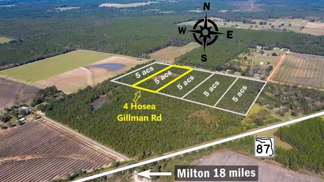 4 Hosea Gillman Rd, Milton, FL 32570 (MLS #576492) :: Connell & Company Realty, Inc.