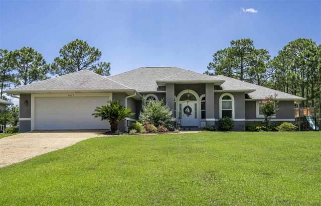 4633 Bayside Dr, Milton, FL 32583 (MLS #576538) :: Vacasa Real Estate