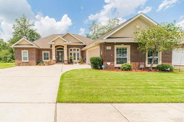 2165 Staff Dr, Cantonment, FL 32533 (MLS #576572) :: Coldwell Banker Coastal Realty