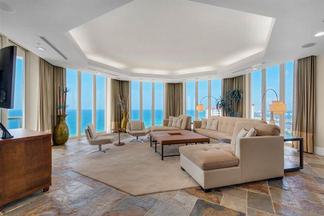 18 Via Deluna Dr #1806, Pensacola Beach, FL 32561 (MLS #576575) :: Crye-Leike Gulf Coast Real Estate & Vacation Rentals