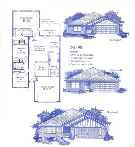 4261 Hazelhurst Dr, Pace, FL 32571 (MLS #576577) :: Levin Rinke Realty